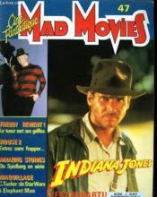 Mad Movies Cine Fantastique N°47 - Couverture - Format classique