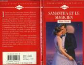 Samantha Et Le Magicien - Through Laughter And Tears - Couverture - Format classique