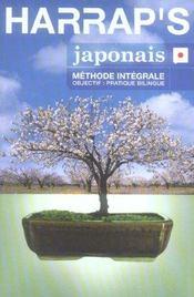 Methode de japonais - Intérieur - Format classique