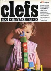 Clefs Des Connaissances - N°24 - Couverture - Format classique