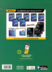 LES PROCESSUS 2 ; BTS CGO ; 2e année ; gestion des relations avec les salariés et les organismes sociaux ; livre de l'élève - 4ème de couverture - Format classique