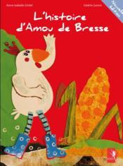 L'histoire d'Amou de Bresse - Couverture - Format classique