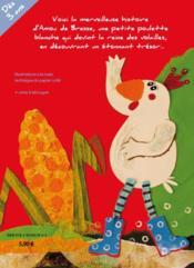 L'histoire d'Amou de Bresse - 4ème de couverture - Format classique