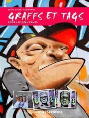 Graffs et tags pour les débutants - Couverture - Format classique