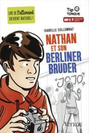 Nathan et son berliner Bruder - Couverture - Format classique