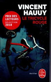 Le tricycle rouge - Couverture - Format classique