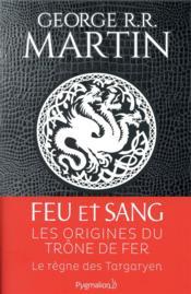 Feu & sang T.1 - Couverture - Format classique