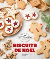 Biscuits de Noël - Couverture - Format classique