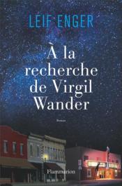 À la recherche de Virgil Wander - Couverture - Format classique