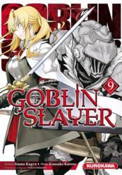 Goblin slayer T.9 - Couverture - Format classique