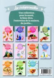 Jardin sans pesticides ; 60 recettes pour mieux vivre - 4ème de couverture - Format classique