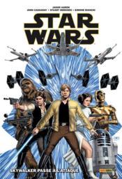 Star Wars ; Skywalker passe à l'attaque - Couverture - Format classique