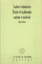 Histoire de la philosophie ancienne et médiévale - Intérieur - Format classique