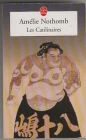 Les catilinaires - Couverture - Format classique