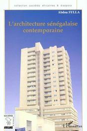 L'Architecture Senegalaise Contemporaine - Intérieur - Format classique