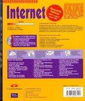 Internet ; Comment Faire Quand On Y Connait Rien T Qu'On Veut Y Arriver Tout Seul - 4ème de couverture - Format classique