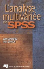 L'analyse multivariée avec SPSS - Couverture - Format classique