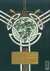 Arthur t.3 ; Gwalchemei le héros - 4ème de couverture - Format classique