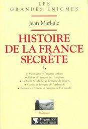 Histoire de la france secrete t1 - Intérieur - Format classique