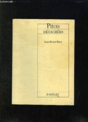 Pieces Detachees - Couverture - Format classique