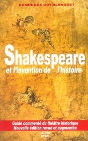 Shakespeare et l'invention de l'histoire - Intérieur - Format classique