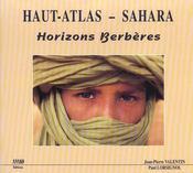 Haut Atlas - Sahara - Intérieur - Format classique