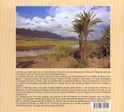 Haut Atlas - Sahara - 4ème de couverture - Format classique