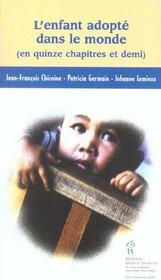 L'enfant adopté dans le monde ; en quinze chapitres et demi - Intérieur - Format classique