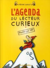 L'agenda du lecteur curieux - Couverture - Format classique