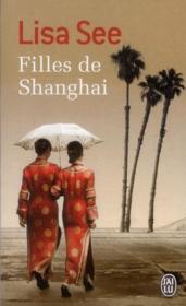 Filles de Shanghai - Couverture - Format classique