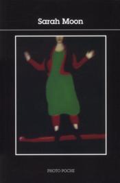 Sarah Moon - Couverture - Format classique