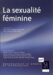La sexualité féminine - Couverture - Format classique