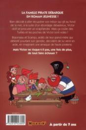 Famille Pirate t.3 - 4ème de couverture - Format classique