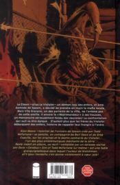 Spawn ; Violator - 4ème de couverture - Format classique