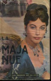 La Maja Nue - Couverture - Format classique
