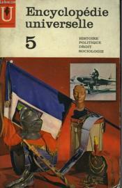 Encyclopedie Universelle 5 - Couverture - Format classique