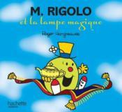 Monsieur Rigolo et la lampe magique - Couverture - Format classique