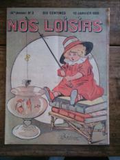 NOS LOISIRS n°2 quatrième année - Couverture - Format classique