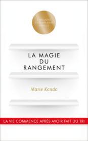 telecharger La magie du rangement livre PDF en ligne gratuit