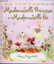 Mademoiselle princesse et mademoiselle fée - Couverture - Format classique