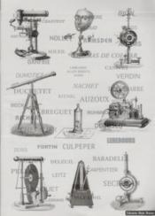 Instruments de sciences et de médecine de l'antiquité à nos jours - Couverture - Format classique