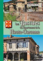 Bastides du département de Haute-Garonne - Couverture - Format classique