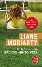 Petits secrets, grands mensonges - Couverture - Format classique