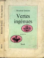Vertes Ingenues - Couverture - Format classique