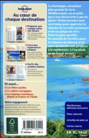 Sardaigne (5e édition) - 4ème de couverture - Format classique