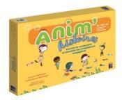 Anim'histoires maternelle ; PS, MS, GS (édition 2020) - Couverture - Format classique