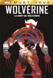 X-Men ; la mort de Wolverine - Couverture - Format classique