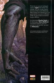 X-Men ; la mort de Wolverine - 4ème de couverture - Format classique