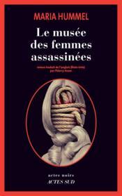 Le musée des femmes assassinées - Couverture - Format classique