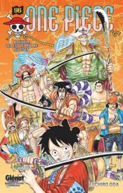 One Piece - édition originale T.96 - Couverture - Format classique